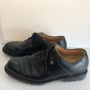 FootJoy Shoes - Men's Black Footjoy Golf Shoes
